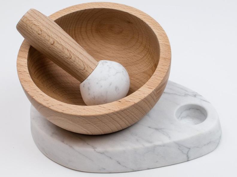 Мрамор and Co. Как заставить кухню выглядеть дороже (галерея 47, фото 0)