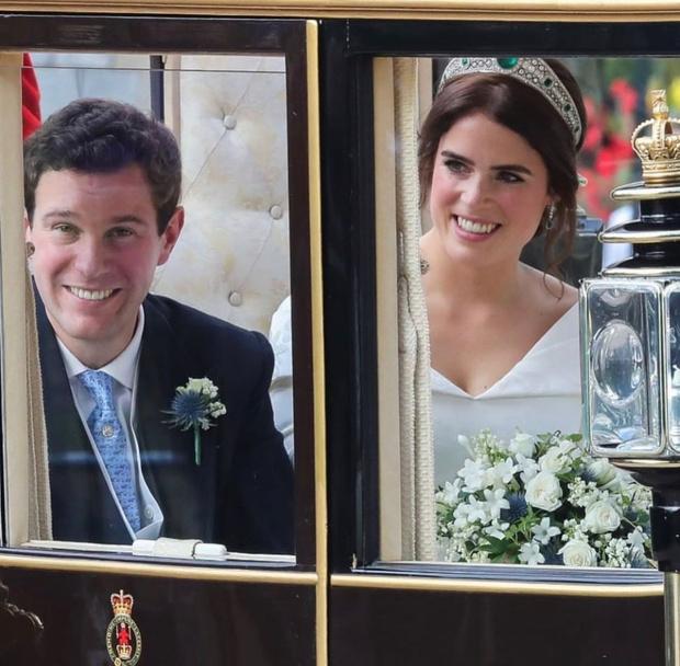 Королевская свадьба глазами звездных гостей (фото 17)