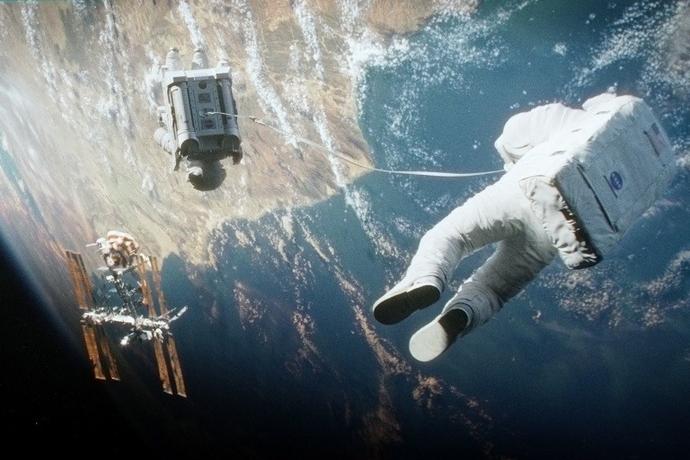 «Гравитация» (Gravity), 2013