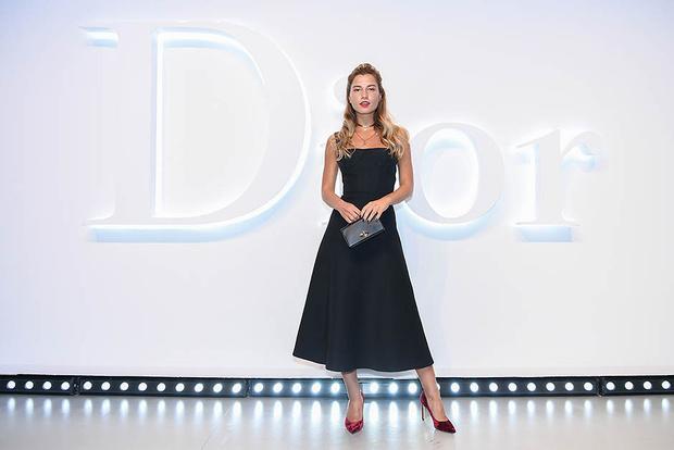 Блогер Даша Кос — о презентации Dior в Шанхае фото [12]
