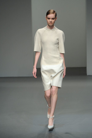 Показы мод Calvin Klein Осень-зима 2010-2011 | Подиум на ELLE - Подиум - фото 2812