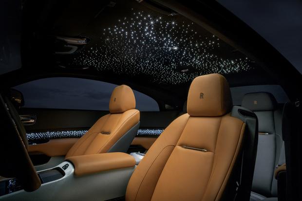 Rolls-Royce представит ограниченную серию из коллекционных моделей (фото 5)