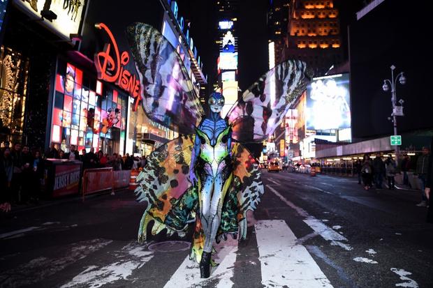 Идеи костюмов на Хэллоуин: фото 2014