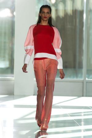 Показы мод Antonio Berardi Весна-лето 2014 | Подиум на ELLE - Подиум - фото 3638