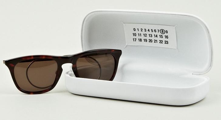 Солнцезащитные очки весна-лето 2014