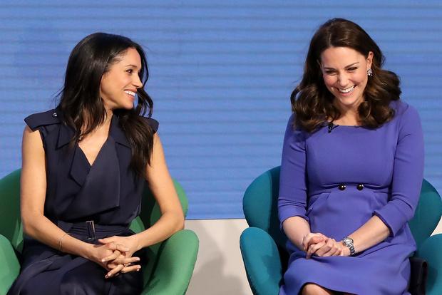 Какие советы дала Кейт Миддлтон Меган Маркл по поводу гардероба? (фото 1)