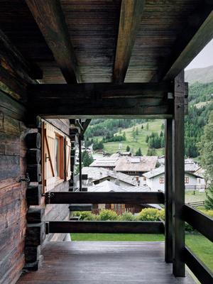 Дом-легенда: альпийская хижина по проекту Карло Моллино (фото 4.2)