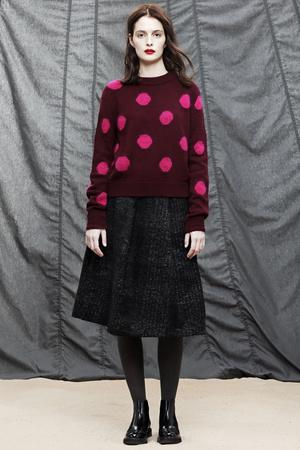 Показы мод Araks Осень-зима 2014-2015 | Подиум на ELLE - Подиум - фото 3818