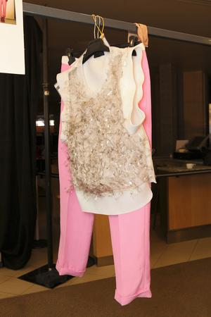Показ Costume National коллекции сезона Весна-лето 2012 года Prêt-à-porter - www.elle.ru - Подиум - фото 324129