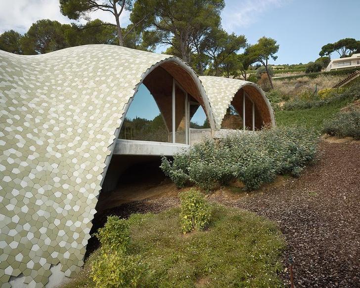 Экспериментальный дом Stgilat Auguablava в Каталонии (фото 5)