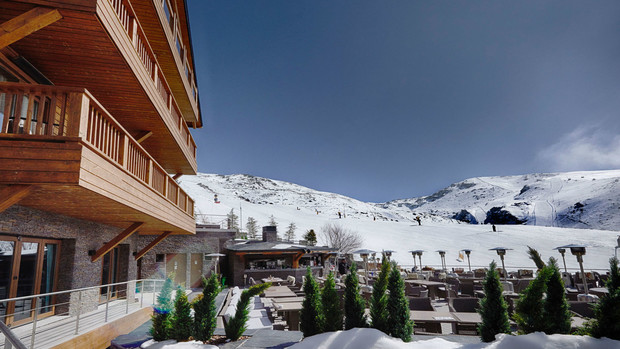Топ-5 интересных отелей на горнолыжных курортах (фото 13)