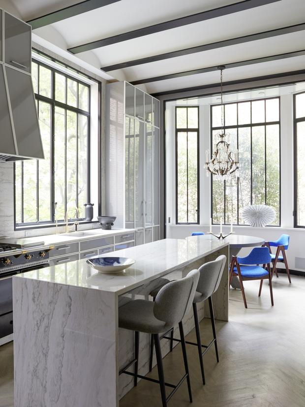 Дом на Манхэттене по дизайну Жан-Луи Деньо (фото 14)