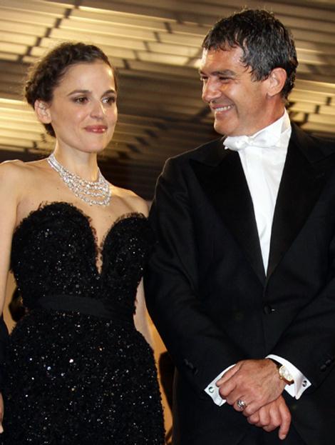 Елена Анайя и Антонио Бандерас