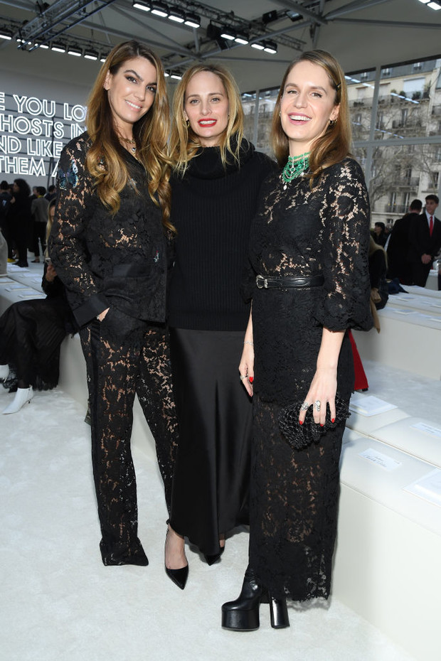 От Наоми Кэмпбелл до Оливии Палермо: самые красивые гости шоу Valentino (фото 8)