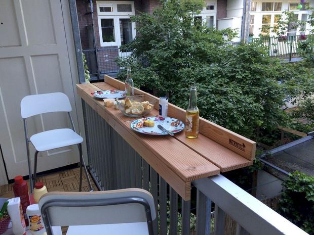 Лето в городе: 15 идей для уютного балкона (фото 4)