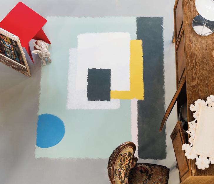 Как улучшить интерьер с помощью краски: 10 свежих идей (фото 1)