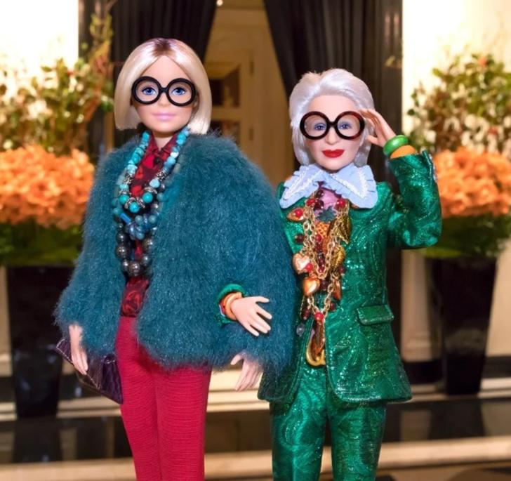 Никогда не поздно! 10 цитат о моде, жизни и любви из новой книги Айрис Апфель (фото 12)