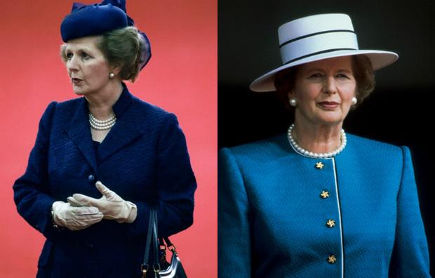 Перчатки и шляпы Маргарет Тэтчер