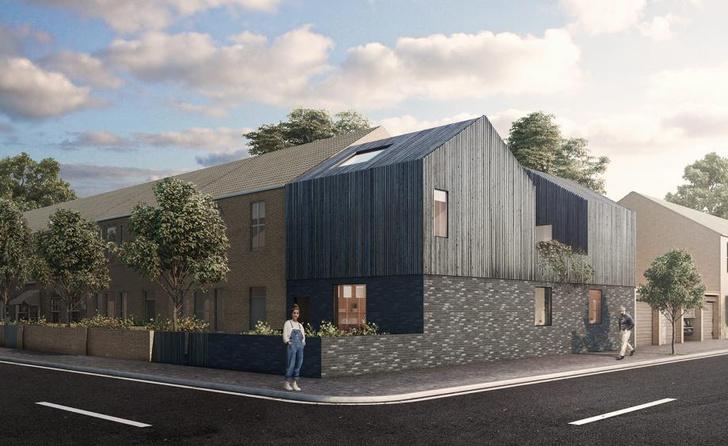 Доступная архитектура: модульные дома Дэвида Аджайе (фото 0)