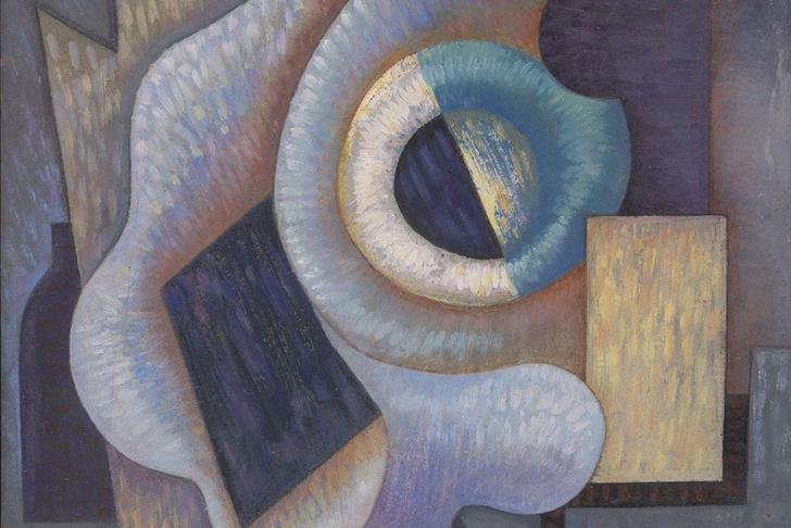 «Геометрические формы», С. Шаршун, 1946 г.