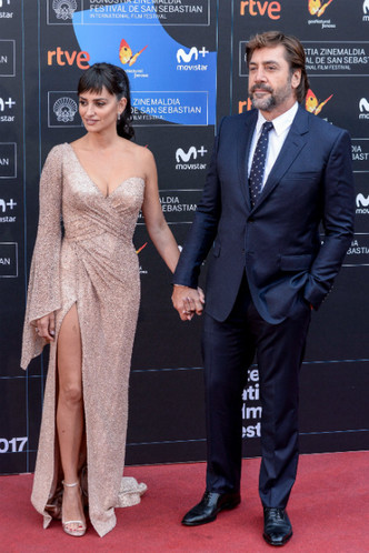 Пенелопа Крус и Хавьер Бардем на кинофестивале в Сан-Себастьяне фото [2]