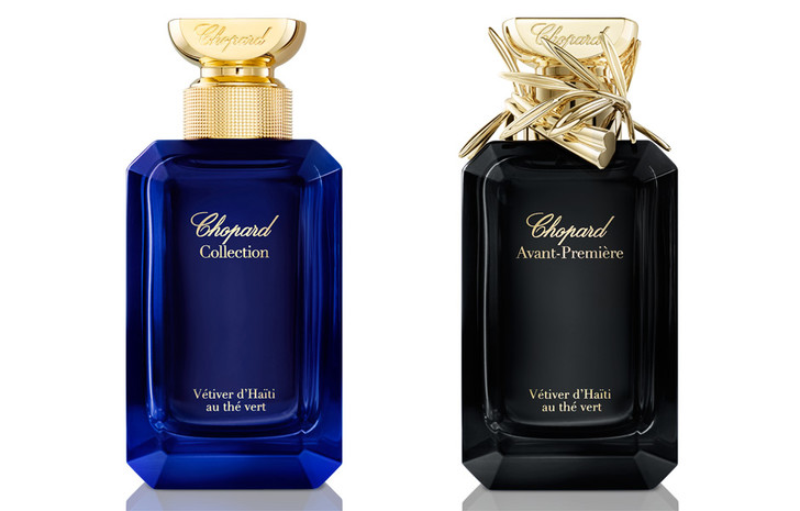 Ароматы Chopard Haute Parfumerie