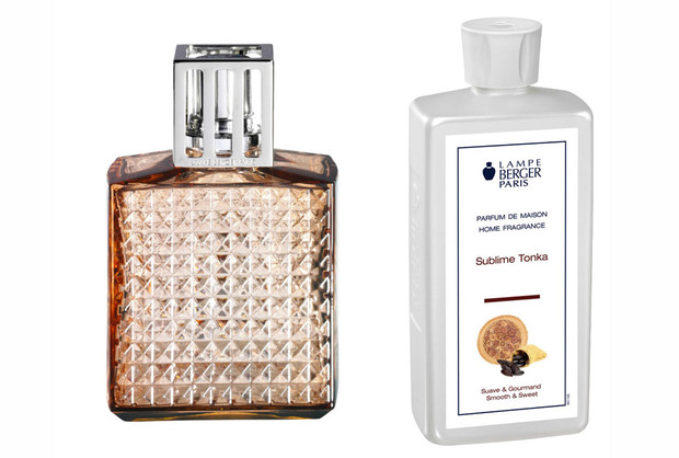 Лампа и интерьерный аромат LAMPE BERGER