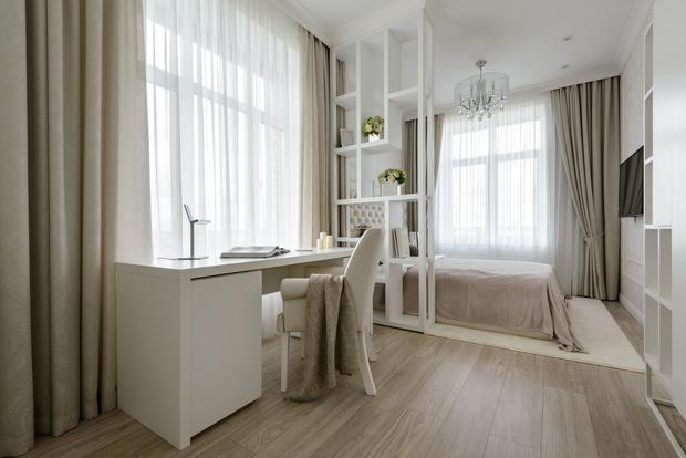 Современная квартира 176 м² в Новосибирске (фото 16)