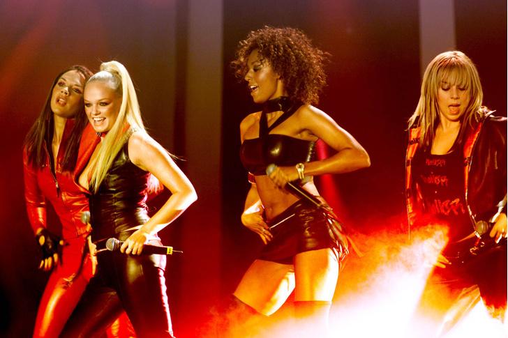 Spice Girls фото