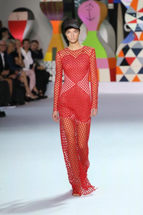 Akris выпустил коллекцию одежды по мотивам творчества Александра Жирара   галерея [1] фото [1]