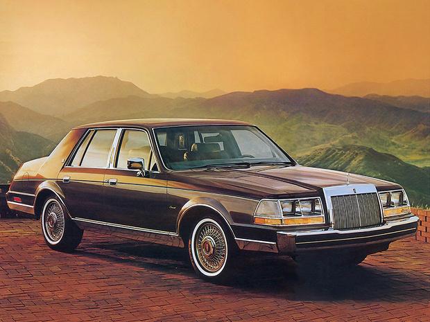 Lincoln Continental Valentino