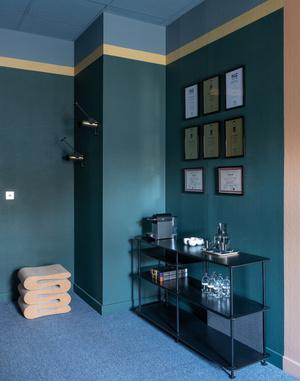 Новый офис 40 м² в старинном особняке (фото 9.2)