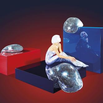 Эпоха диско: новая коллекция Gufram (фото 12.2)
