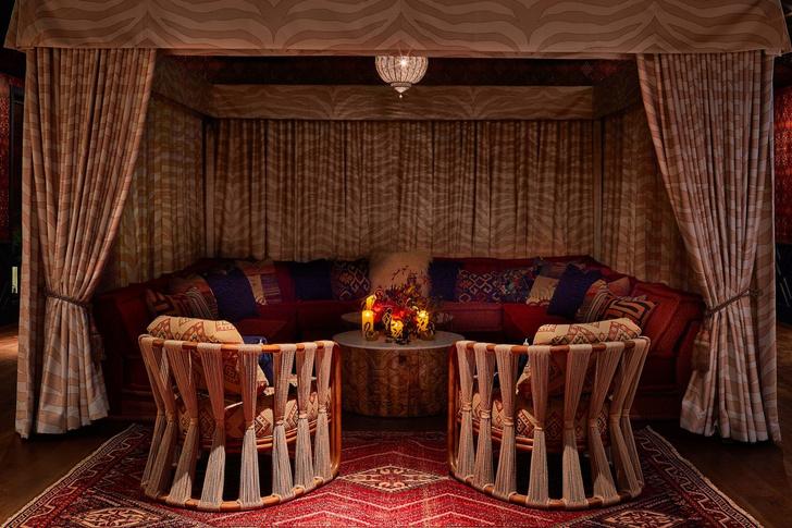 Зефир и карамель: романтичный ресторан в Майами (фото 15)