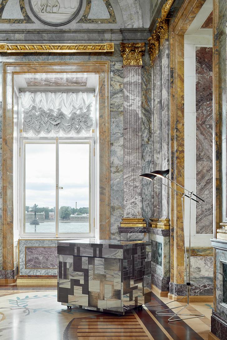 Совместный проект Galerie 46 и Русского музея (фото 3)