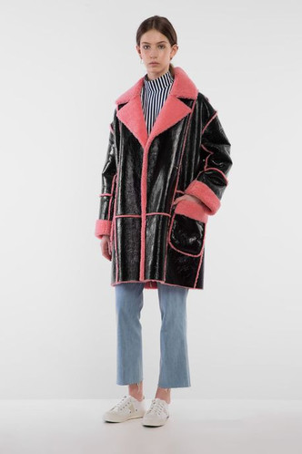Дубленки 2018 года модные тенденции