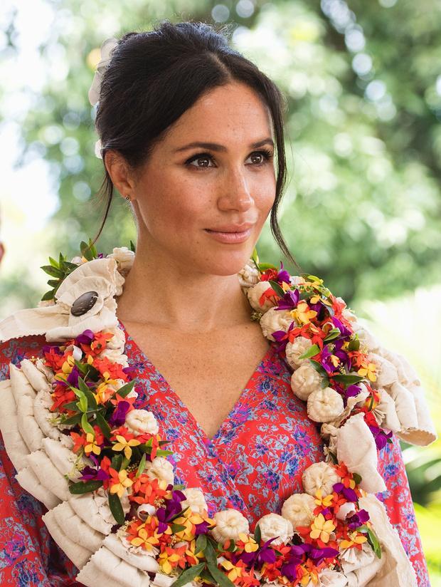Меган Маркл и принц Гарри: второй день на Фиджи (фото 2)