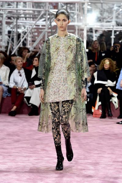Показ Dior Haute Couture | галерея [1] фото [16]