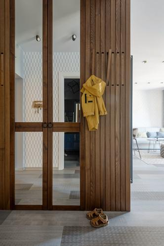 На курорте: маленькая квартира 47 м² в Светлогорске (фото 17.1)