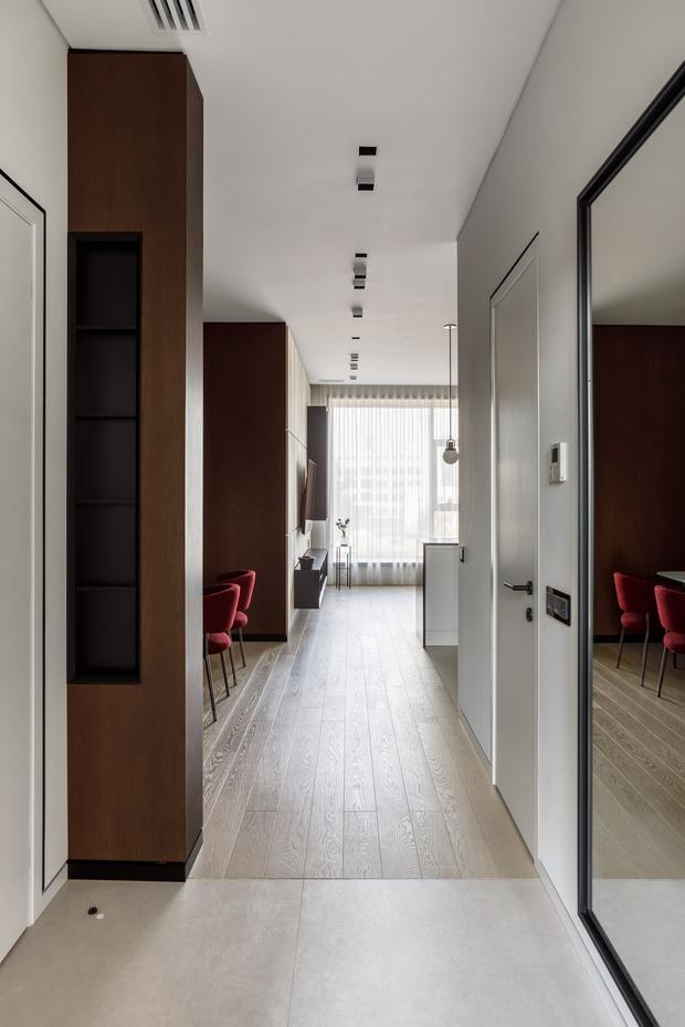 Лаконичная квартира 88 м² в Москве для молодой семьи (фото 7)