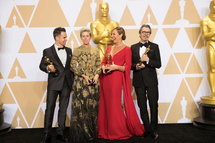 Оскар 2018: главное (фото 7)