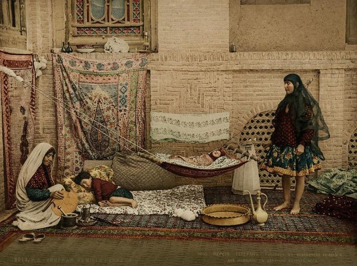 #Лучшедома: онлайн лекция про быт и декор интерьера Ирана (фото 4)