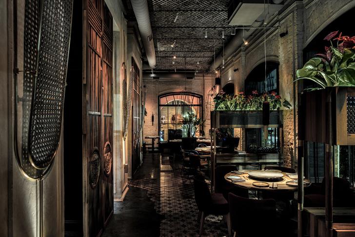 Вьетнамский ресторан в Киеве по проекту YOD Design Lab (фото 16)