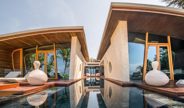 Отель Iniala Beach House на берегу Андаманского моря (фото 2)