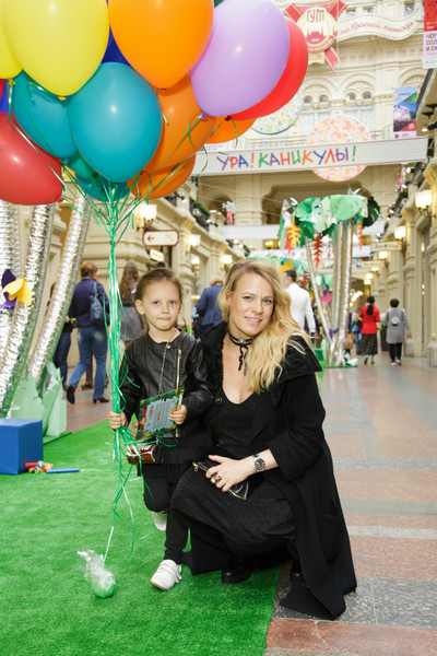 Как прошел Праздник детства в ГУМе | галерея [1] фото [1]