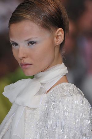 Показы мод Elie Saab Осень-зима 2009-2010 | Подиум на ELLE - Подиум - фото 3266