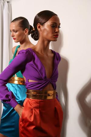 Показ Gucci коллекции сезона Весна-лето 2011 года Prêt-à-porter - www.elle.ru - Подиум - фото 181700