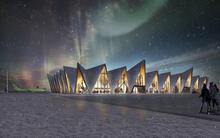 Проект реконструкции аэропорта Нового Уренгоя (фото 0)