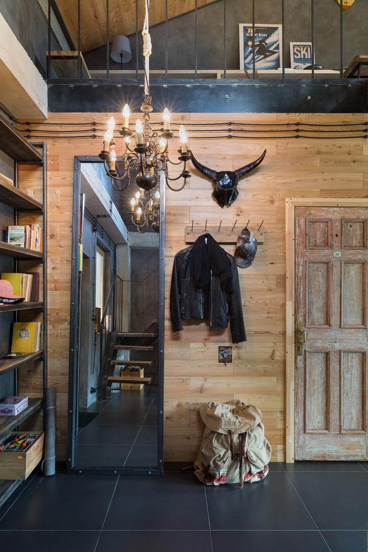 Квартира фотографа Кирилла Овчинникова в Красной Поляне (фото 13)