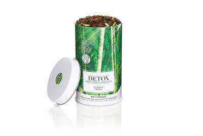 Бренд Palais des Thés выпустит чайную коллекцию Detox (галерея 1, фото 1)